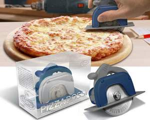 PIZZA BOSS - PIZZA CUTTER