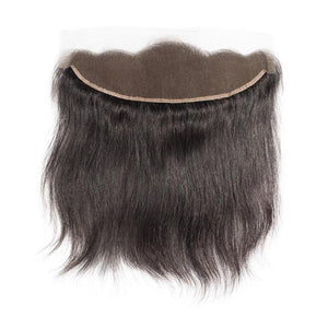 Tissage Cheveux Brésilien 13×4 Lace Frontal Lisses (Straight)