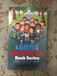 The Boys Of Milverton Book Series: New Beginnings