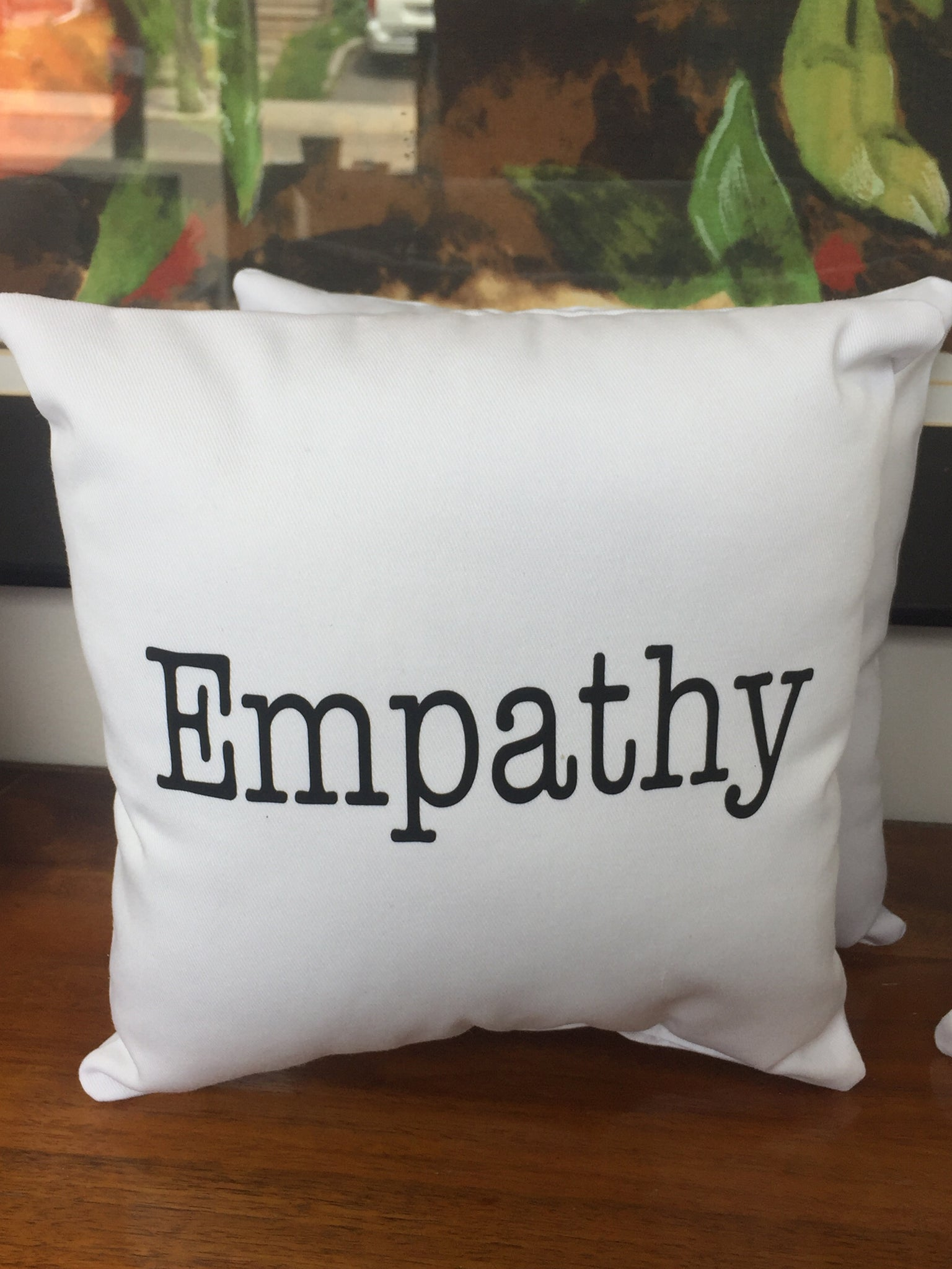 Empathy Pillow