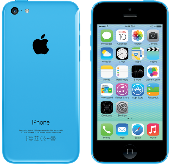 Apple iPhone 5C - Cellect Mobile