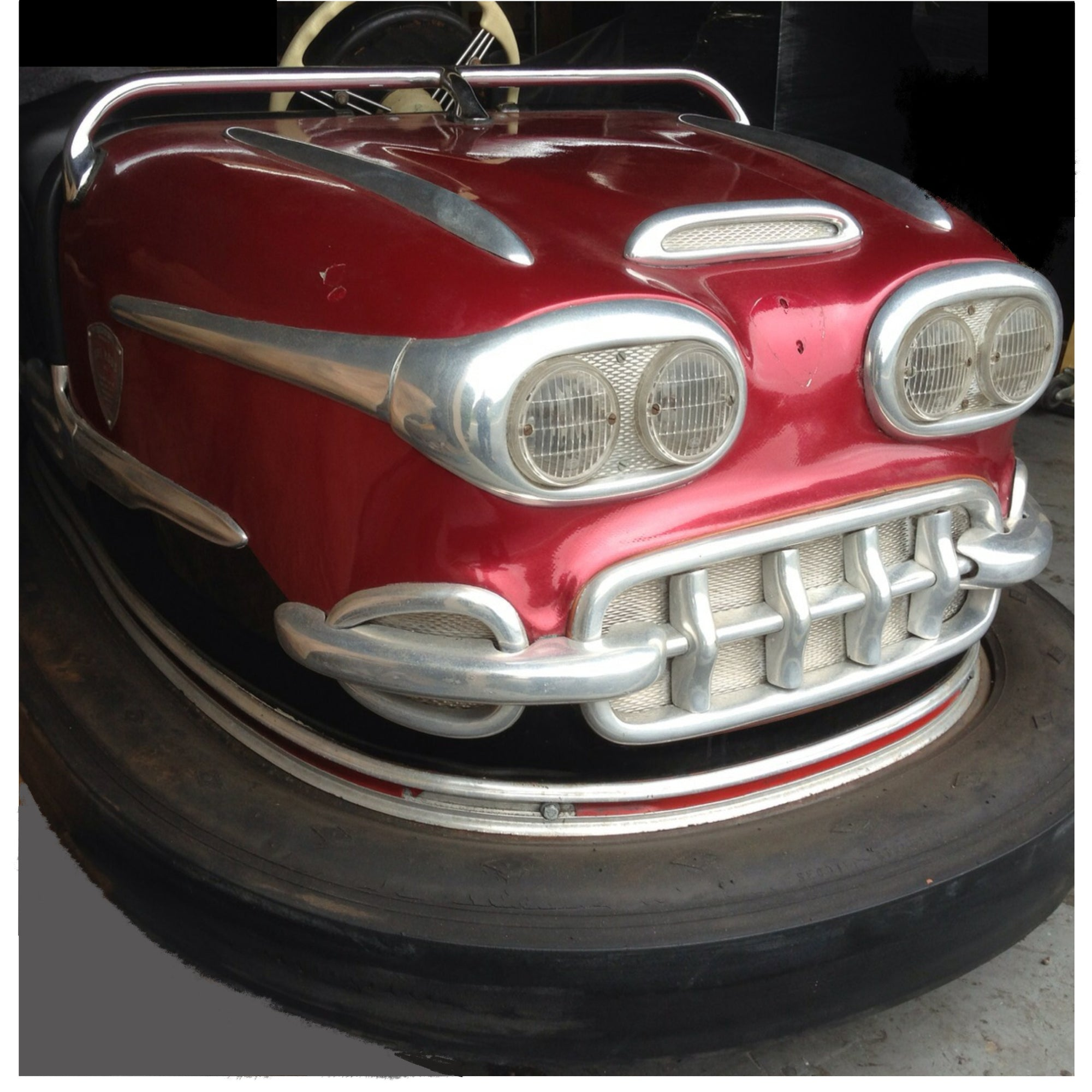 BUMPER CAR COLLECTION SOLD