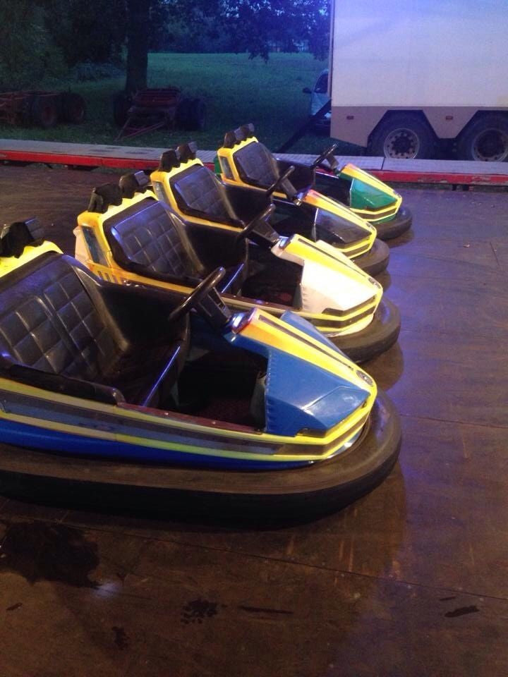 Reverchon Space Dodgem/Bumper Car