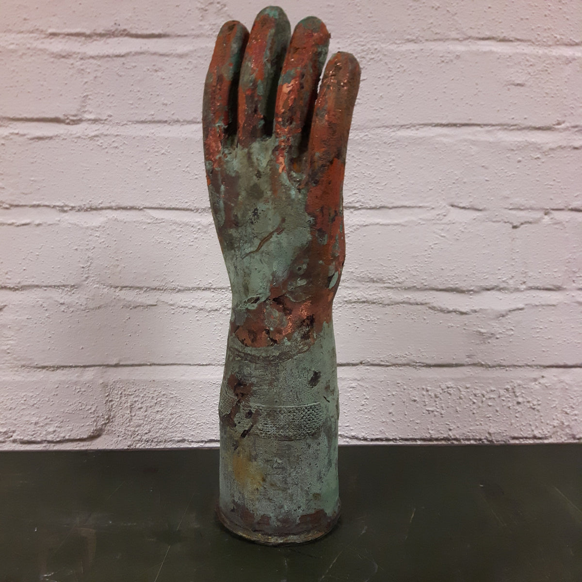 Copper Glove Mold