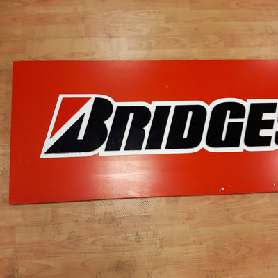 Bridgestone Sign
