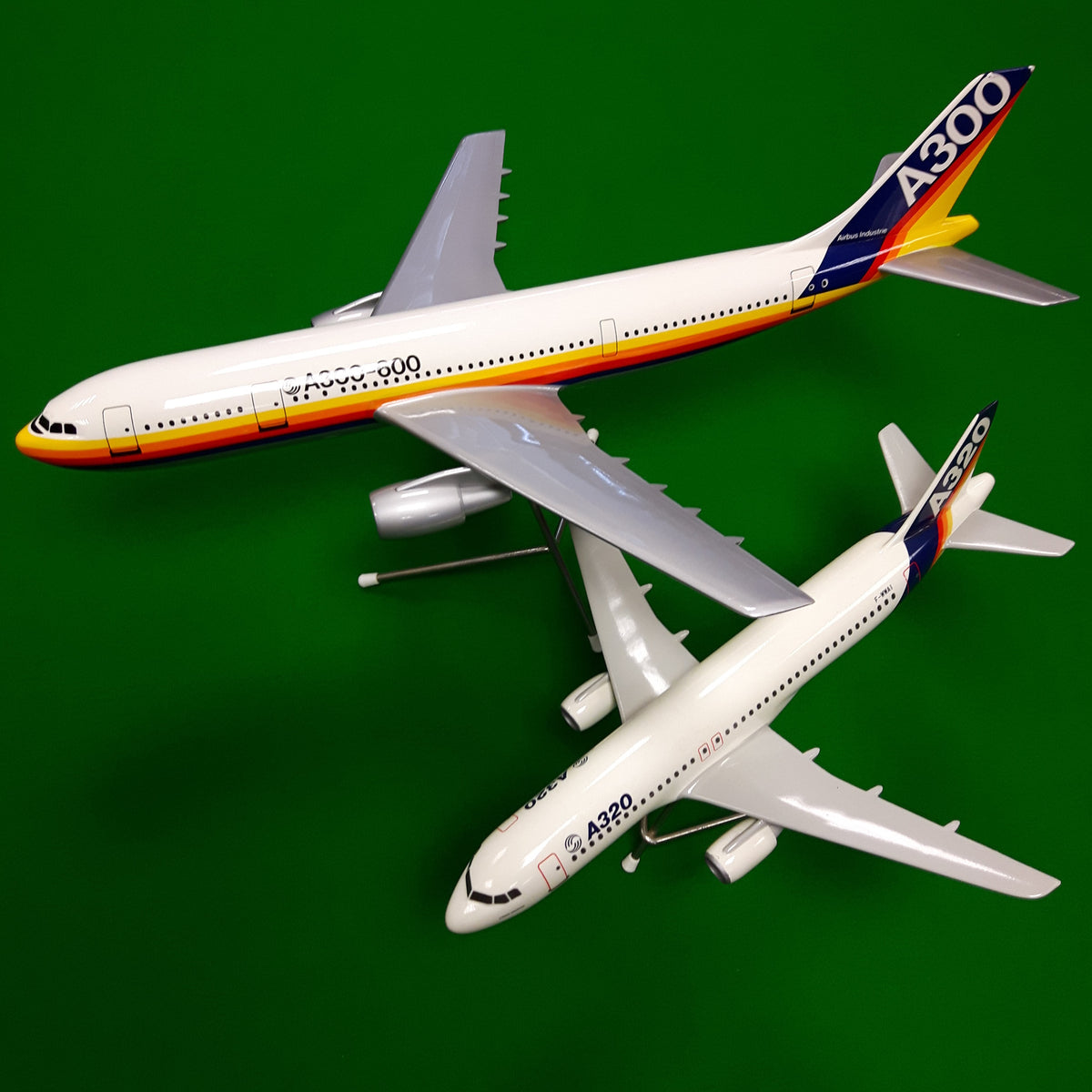 Airbus Industrie Model of A320
