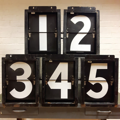 Mechanical Cricket Scoreboard Boxes