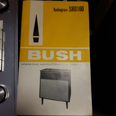 Bush Radiogram SRG-100