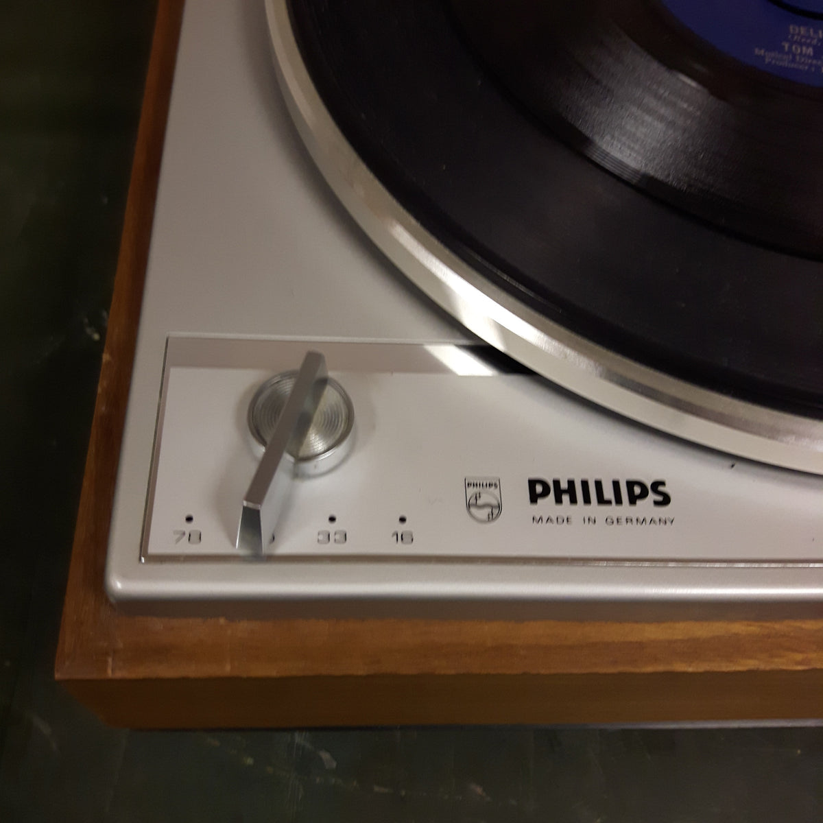 Phillips Suspension Deck + Amp