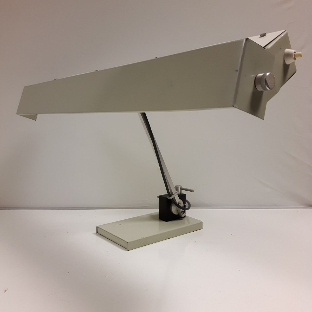 Industrial Map/Plan Desk Lamp