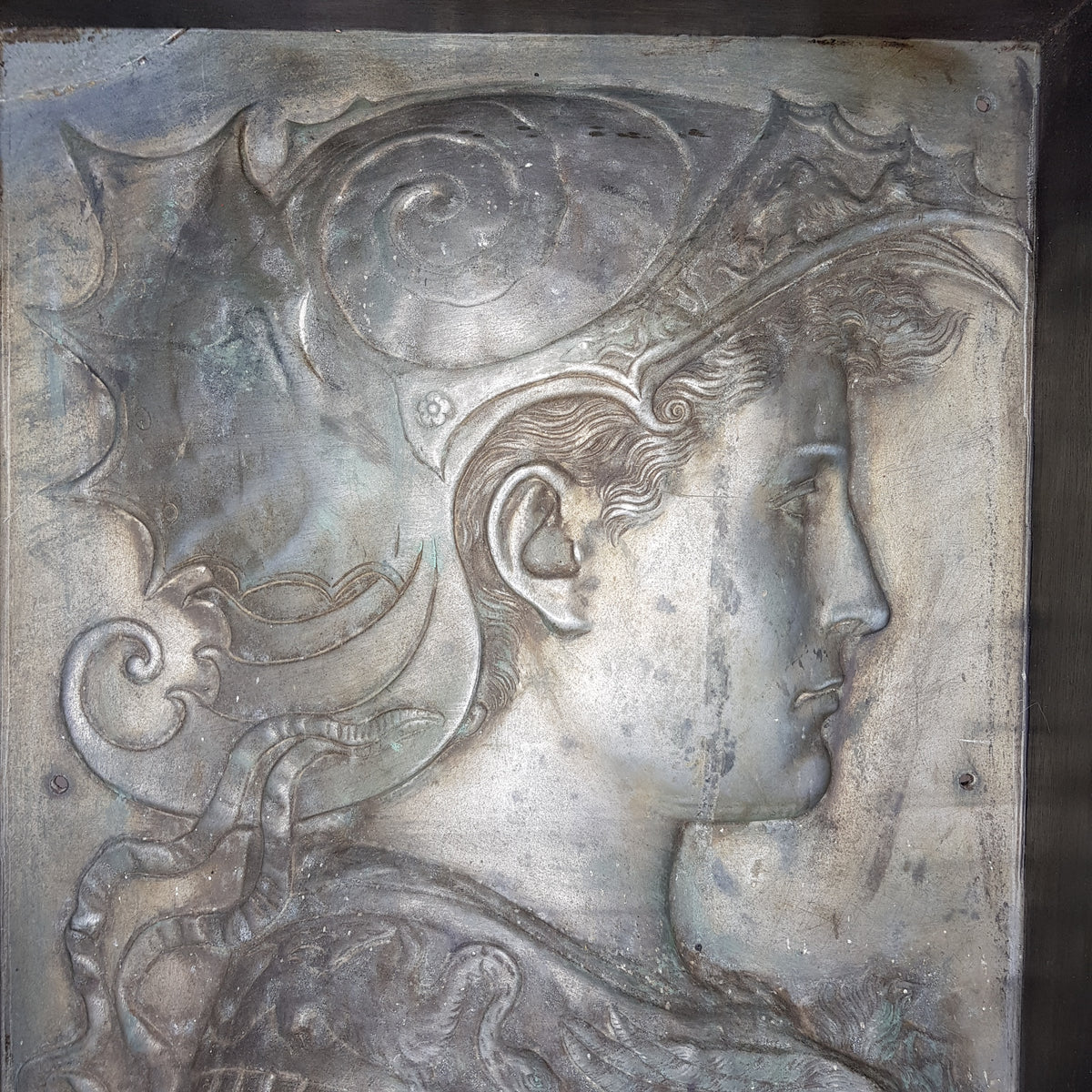 Perseus Wall Plaque