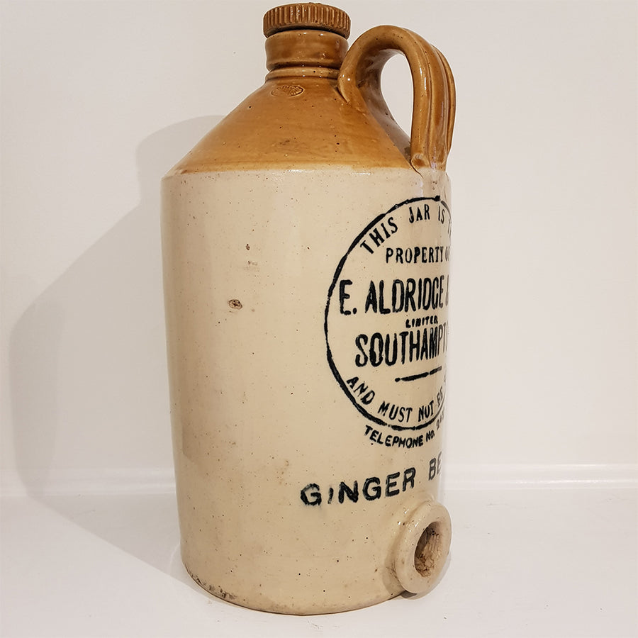 E. Aldridge Flagon