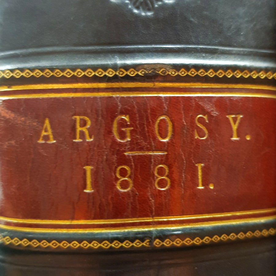 Leather Bound Argosy Books