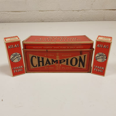 Atlas Champion Spark Plugs