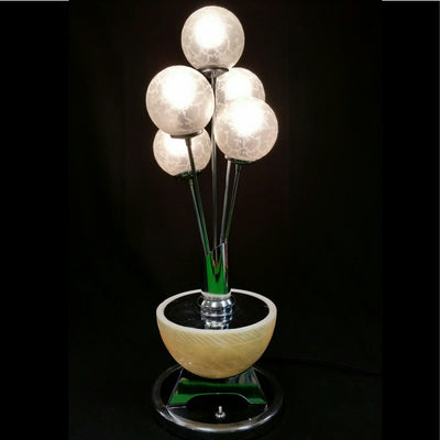 Five Stem Table Lamp