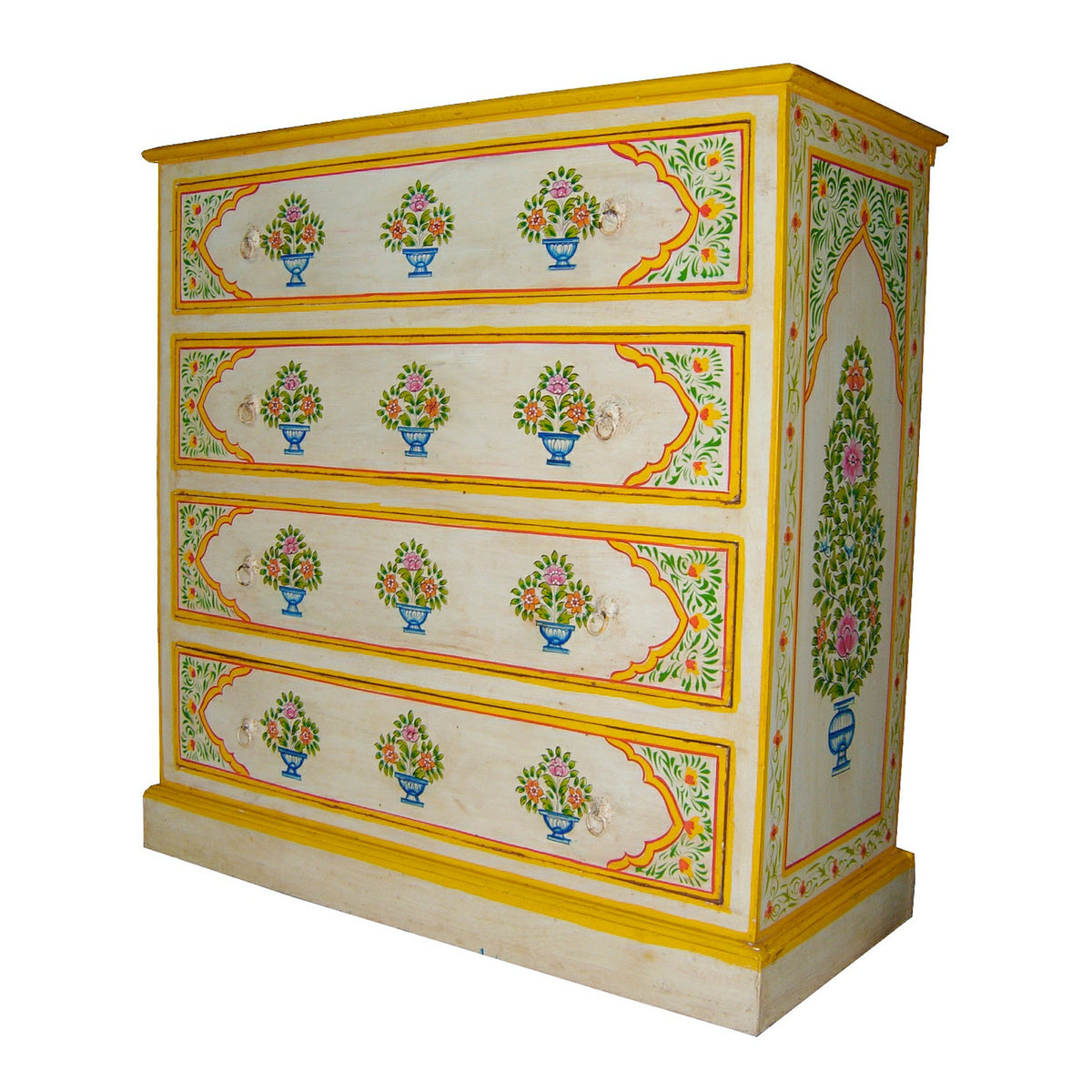 Handpainted Chest of Drawers