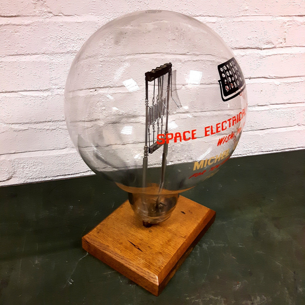 Display Light Bulb