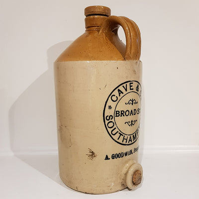 Cave & Co Flagon