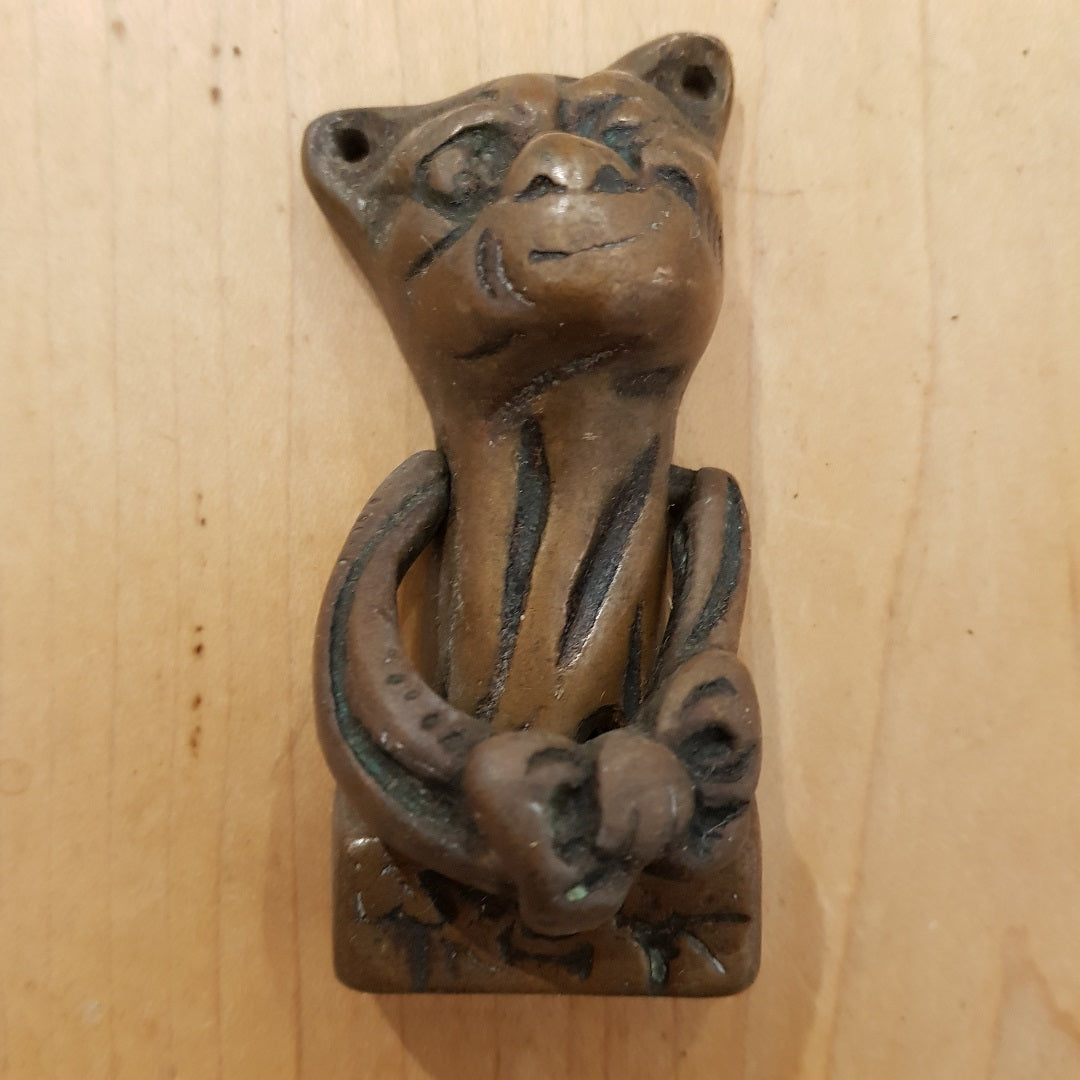 Cheshire Cat Bedroom Door Knocker