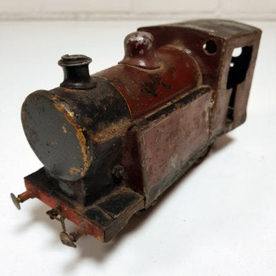 Electric Toy Train Steam Engine