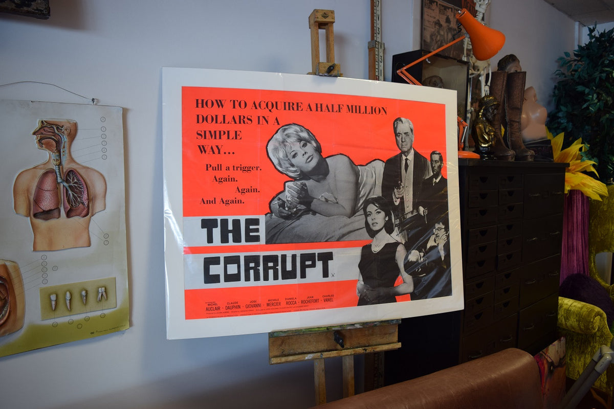 Movie Poster - The Corrupt