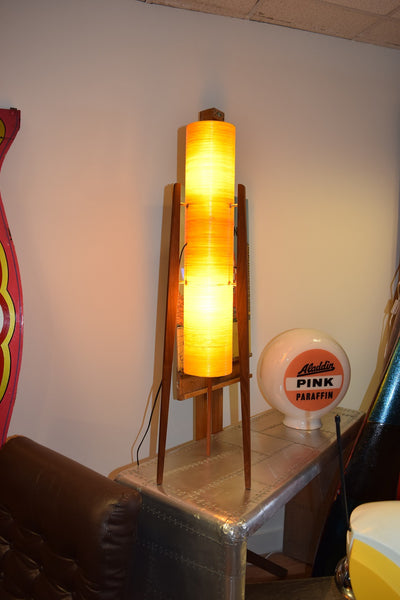 Atomic Rocket Lamp