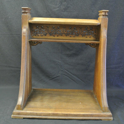 Oak Reading Stand