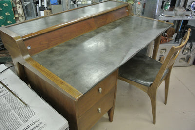 1955 Drexel Profile K80 desk and chair