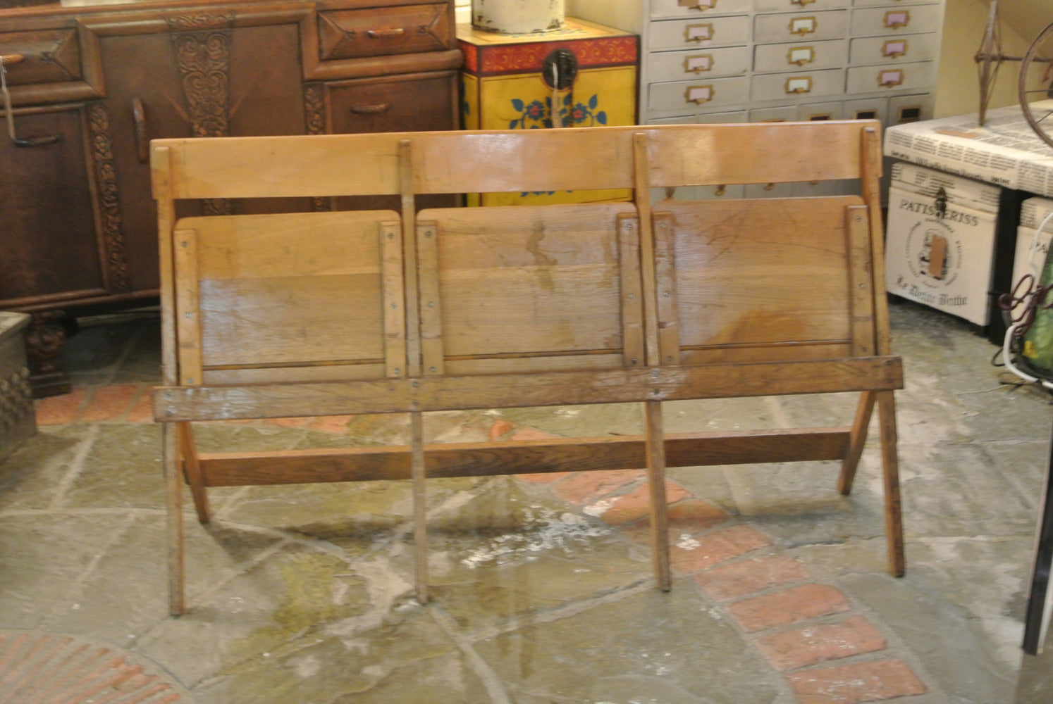 Foldable Church Seats - Home Alchemy