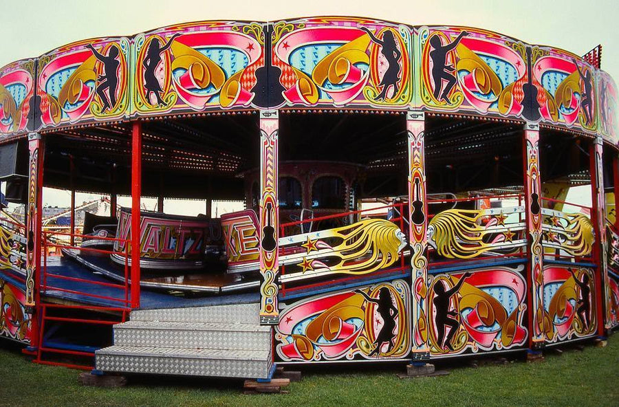 Disco Fever Waltzer Panel