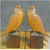 Pair of vintage dove book ends