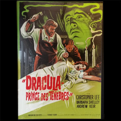 Dracula - Prince of Darkness Movie Poster