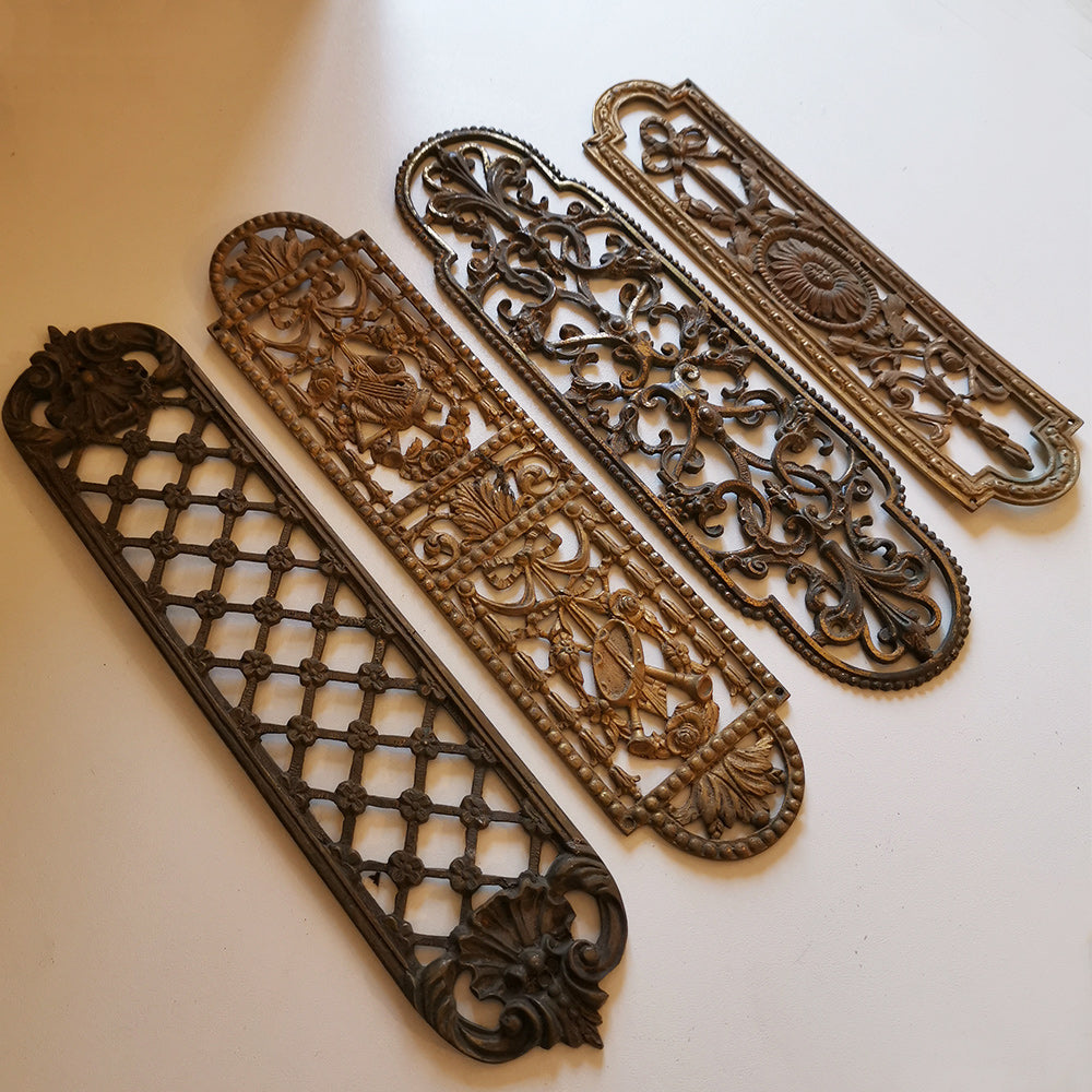 Victorian Finger Plate 3