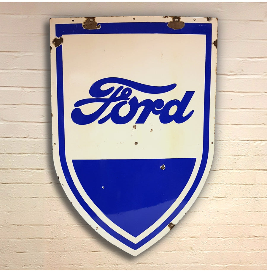 Ford Enamel Shield