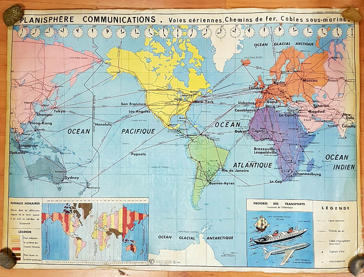 French school world map home alchemy french school world map gumiabroncs Gallery