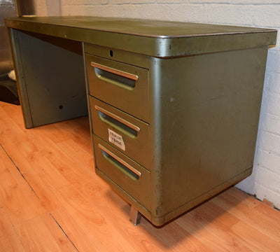 French Industrial Desk