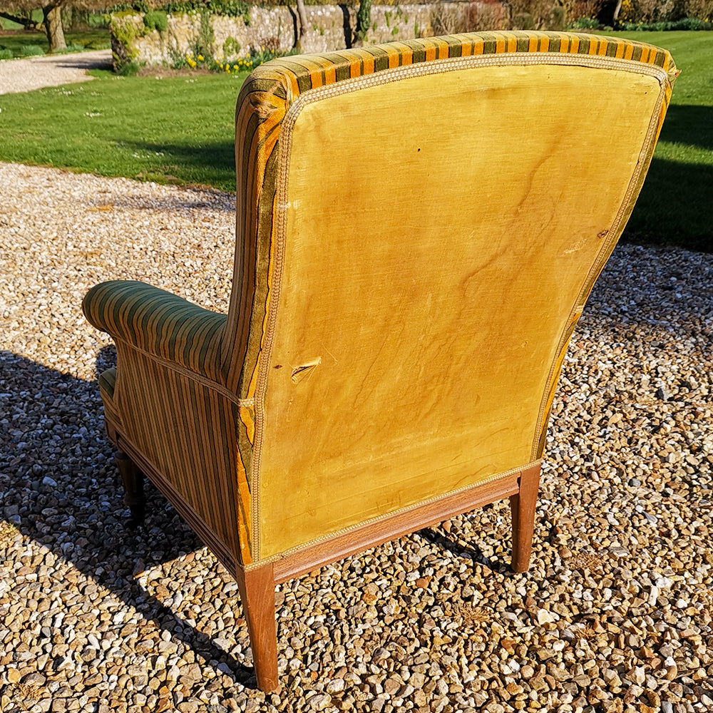 French Low Chair