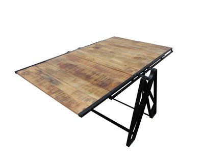 Industrial Morphic Table