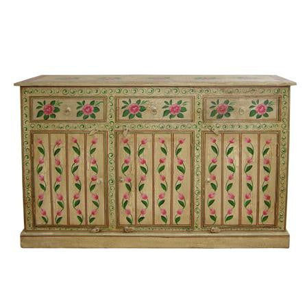 Handpainted Sideboard