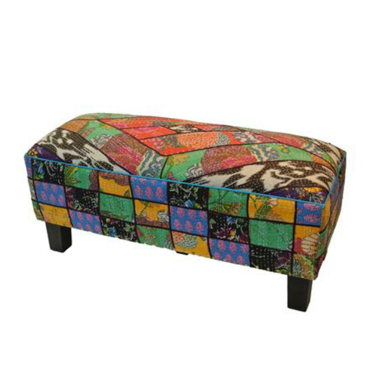 Medium Patchwork Bench