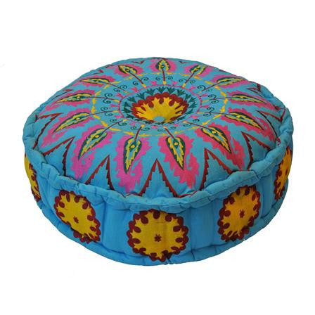 Multicoloured Floor Cushion