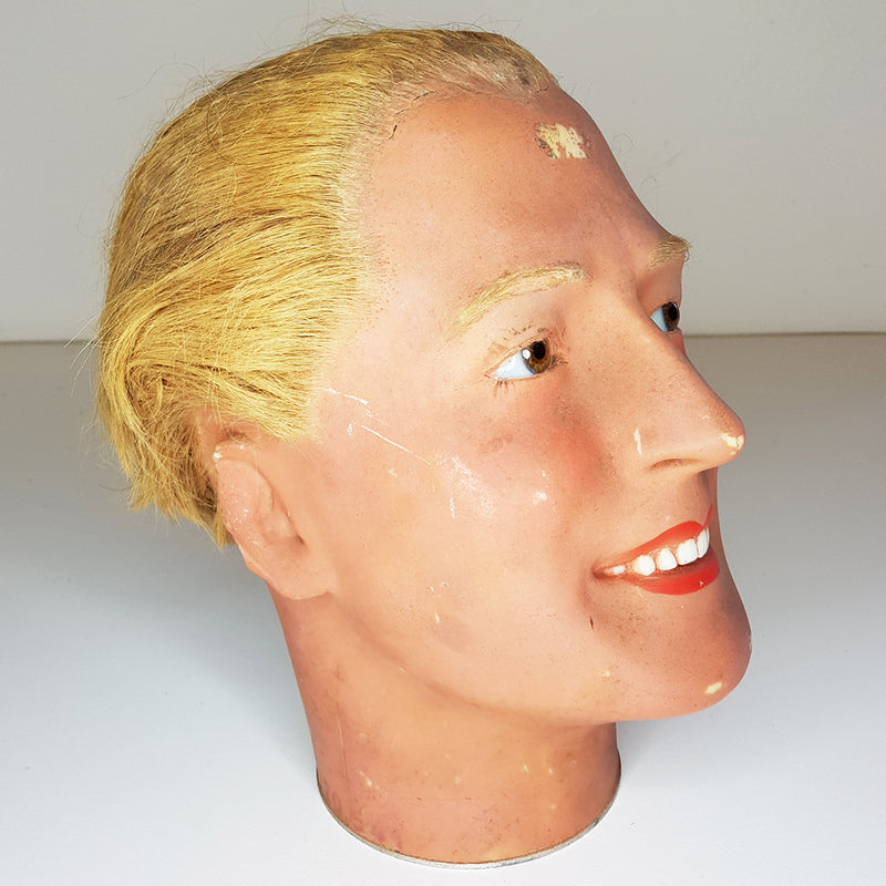Pierre Imans Wax Head