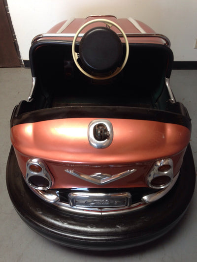1962 Gebruder Ihle Bumper Car (Copper)