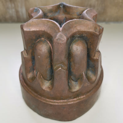 Copper Jelly Mold