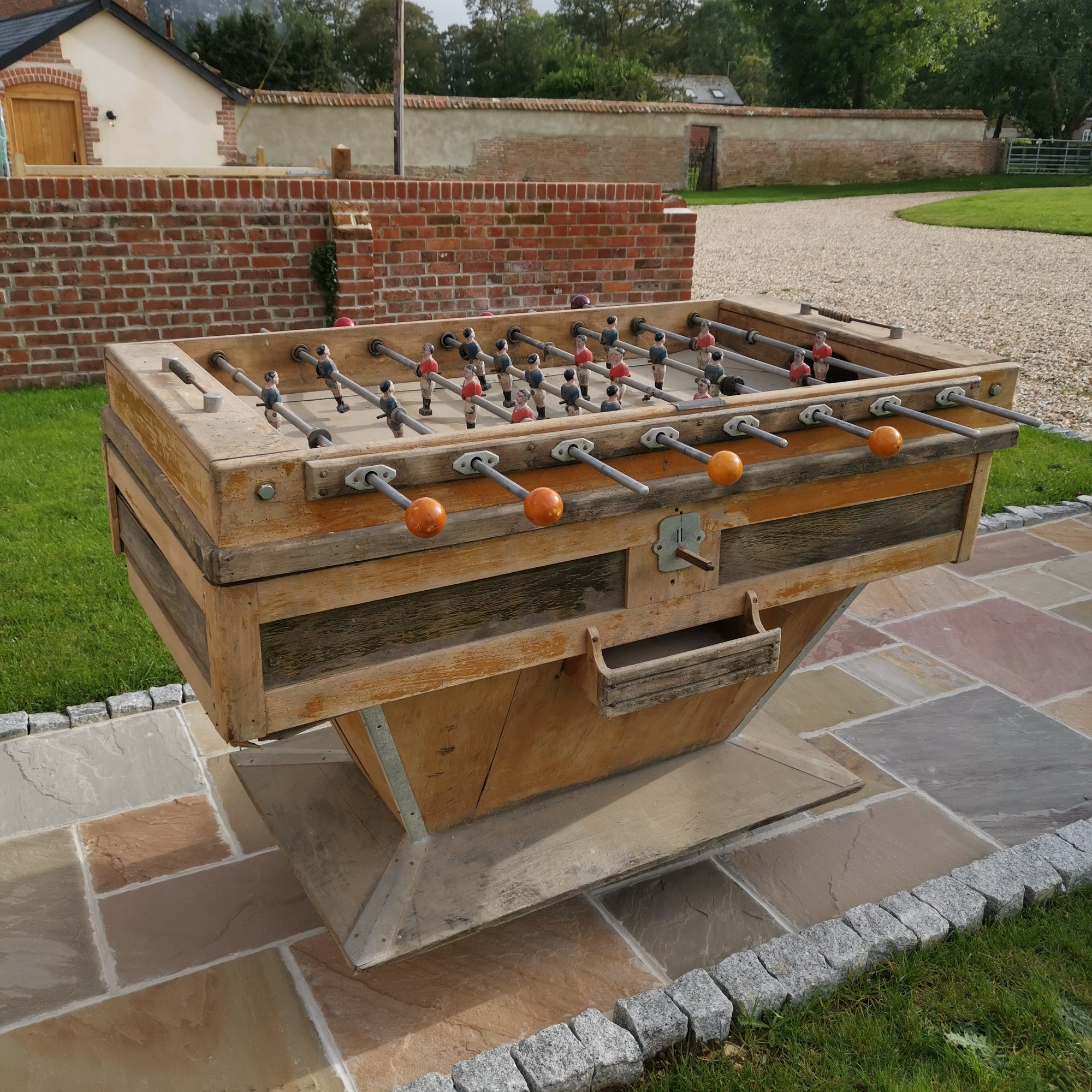 Foosball Table by Finale