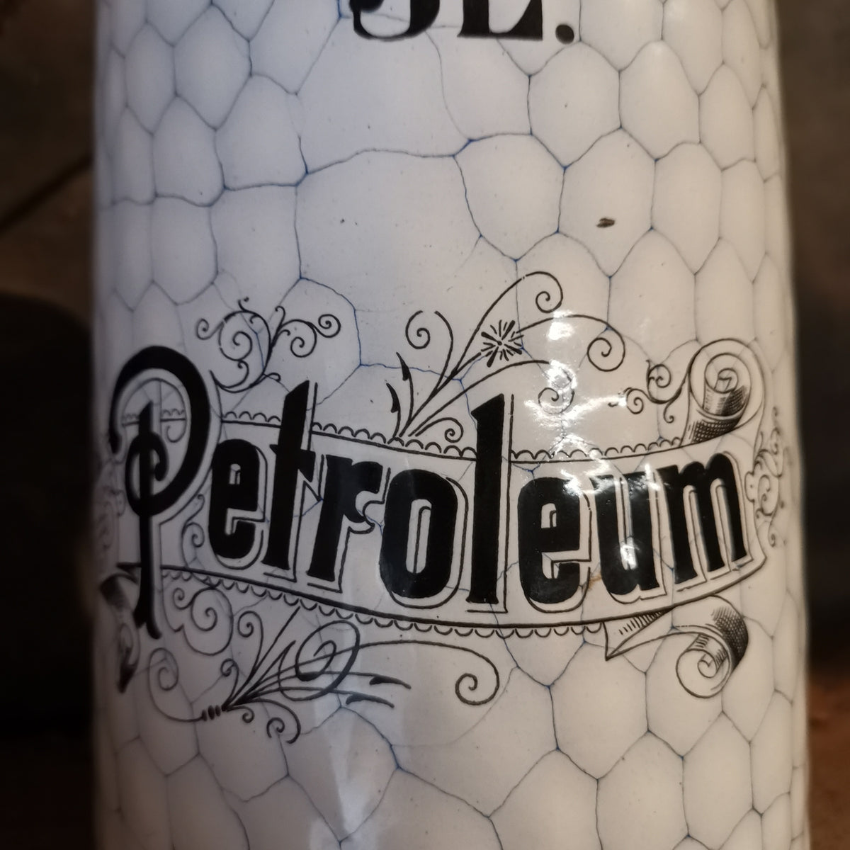 Petroleum Can