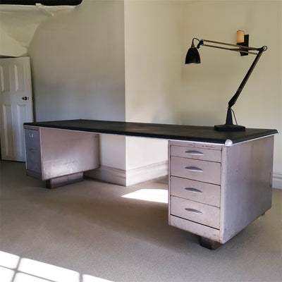 British Aerospace Workshop Desk