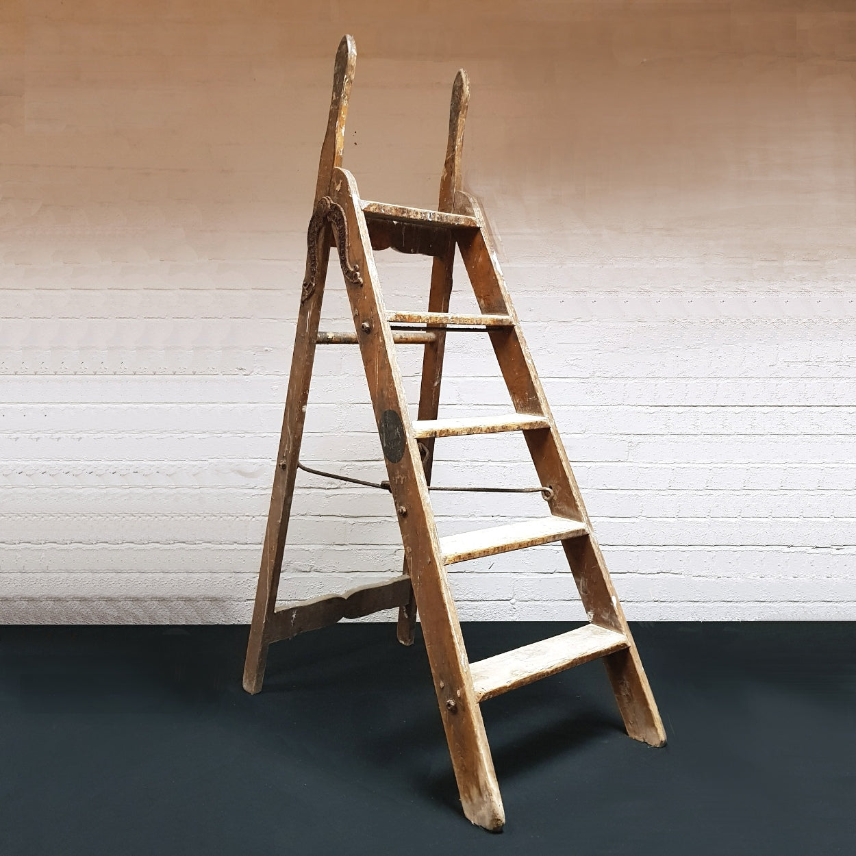 Simplex Step Ladder