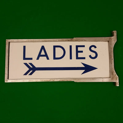 London Transport Ladies Sign