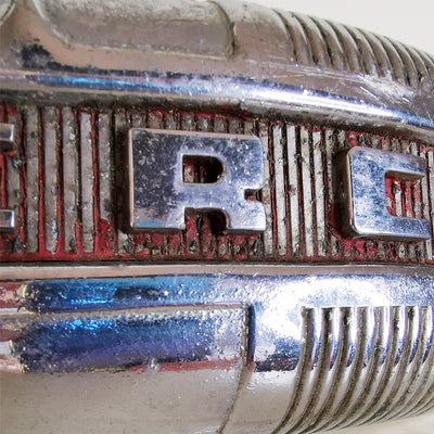 Mercury Under Bonnet Chrome Badge